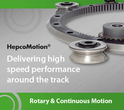 Rotary&coninuous motion